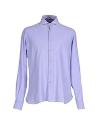 Orian Shirts Shirts Men Lilac