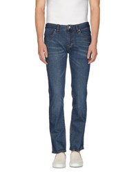 Supreme Being Denim Denim Trousers Men