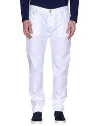 Jacob Cohen Jacob Coh N Trousers Casual Trousers Men White