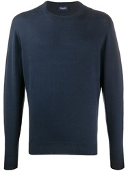 Drumohr Lightweight Crew Neck Jumper 60