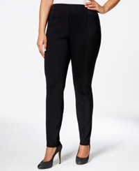 Style And Co. Plus Size Stretch Waist Dress Pants Only At Macy's