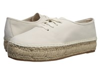 Nine West Gingerbred Espadrille Sneaker Off White Nubuck Shoes Yellow