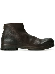 Marsell Ankle Boots Brown