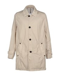 Aquascutum London Aquascutum Coats And Jackets Full Length Jackets Men Beige