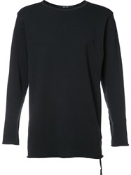 Ksubi Plain Sweatshirt Black
