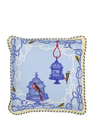 Bivain Chinoiserie Printed Accent Pillow