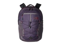 The North Face Women's Borealis Dark Eggplant Purple Dark Heather Amaranth Backpack Bags