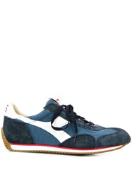 Diadora Low Top Sneakers Blue
