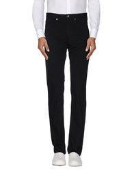 Henry Cotton's Trousers Casual Trousers Men Black
