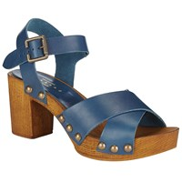 Collection Weekend By John Lewis Jax Clog Sandals Blue