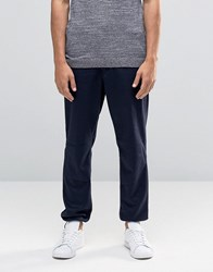 Native Youth Wool Trousers Navy