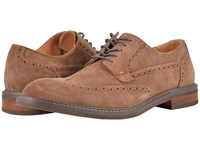 Vionic Bruno Dark Brown Men's Lace Up Casual Shoes