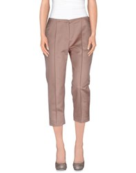 Aquilano Rimondi Aquilano Rimondi Trousers 3 4 Length Trousers Women
