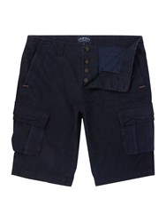 Criminal Hyde Cargo Shorts Blue