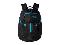 The North Face Recon Tnf Black Hyper Blue Backpack Bags