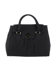 Gianfranco Ferre Gf Ferre' Handbags Black