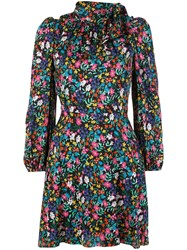 Milly Floral Ruffled Dress 60