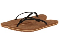 Vans Malta Lux Black Tan Women's Sandals