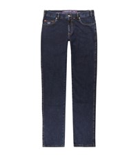 Paul And Shark Red Rivet Regular Fit Jeans Male Blue