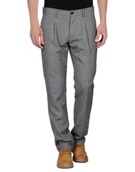 Philippe Model Casual Pants Light Grey