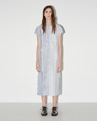Alexander Wang Washed Stripe Shirt Dress