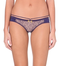 Myla Honey Mini Briefs Purple