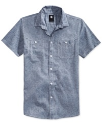 Element Short Sleeve Newman Shirt Navy