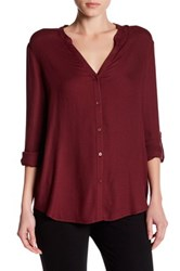 Soft Joie Dane Blouse Red