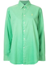 Polo Ralph Lauren Simple Shirt Green