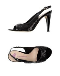Fornarina Sandals Black