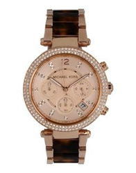 Michael Kors Wrist Watches Copper
