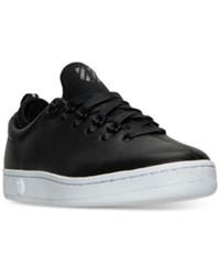 K Swiss Men's The Classic 88 Sport Casual Sneakers From Finish Line Black White