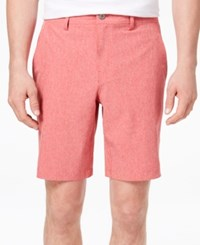 32 Degrees Men's 9 Shorts Red Bright