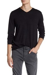 Zadig And Voltaire Ginger Long Sleeve Merino Wool Pullover Gray