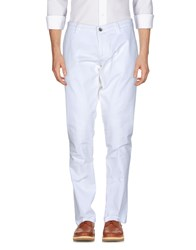 Fradi Casual Pants White