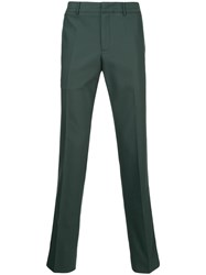 Ck Calvin Klein Side Panel Trousers Green