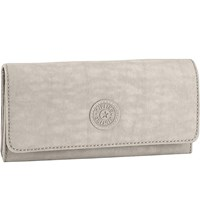 Kipling Brownie Large Nylon Wallet Pastel Beige C