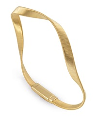 Marrakech Supreme 18K Twisted Bracelet Yellow Gold Marco Bicego