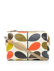 Orla Kiely Small Crossbody Multi Coloured Multi Coloured
