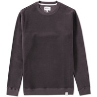 Norse Projects Vagn Brushed Crew Sweat Grey