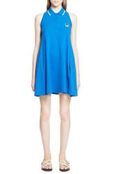 Women's Kenzo Sleeveless Cotton Polo Dress