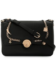 Liu Jo Branded Crossbody Black