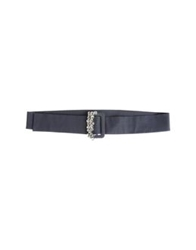 Vionnet Belts Blue