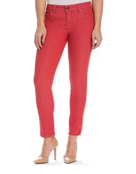 Beija Flor Audrey Ankle Jeans Recycled Pink