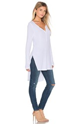 Feel The Piece Charlotte Top White