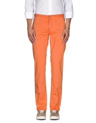 No Lab Trousers Casual Trousers Men Orange