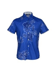 Robert Friedman Shirts Blue