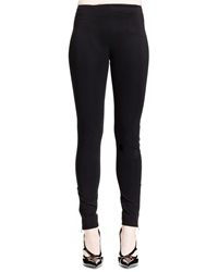 Balenciaga Techno Jersey Zip Cuff Leggings
