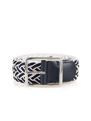 Andersons Reversible Woven Cotton Belt