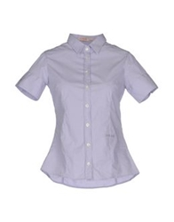 Liu Jeans Shirts Purple